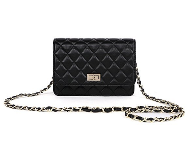 Knockoff Chanel 2 55 Quilted Handbag Steal The Style