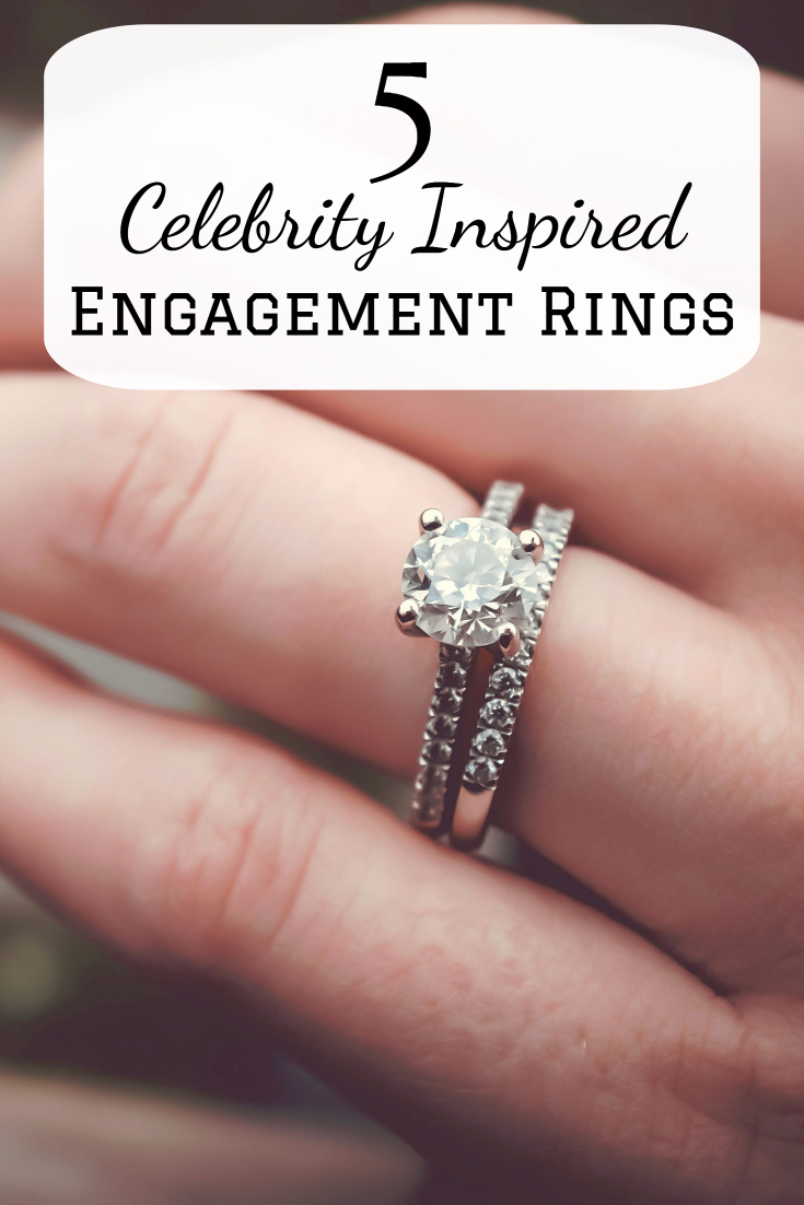 5 Celebrity Inspired Engagement Rings Steal The Style