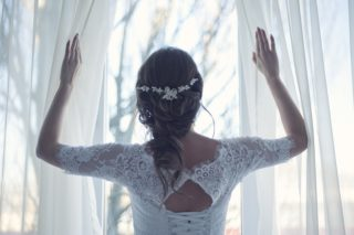 Wedding Gowns: Covering Up Is Back!