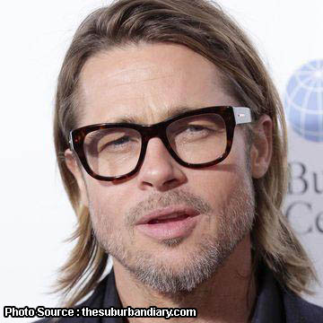 Top 10 Men Celebrities in Glasses - Steal The Style 9c75a06b4