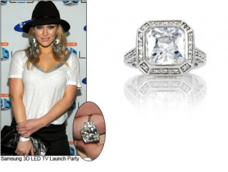 Downsized dazzlers: Celebrity-style Engagement Rings that don't cost a fortune