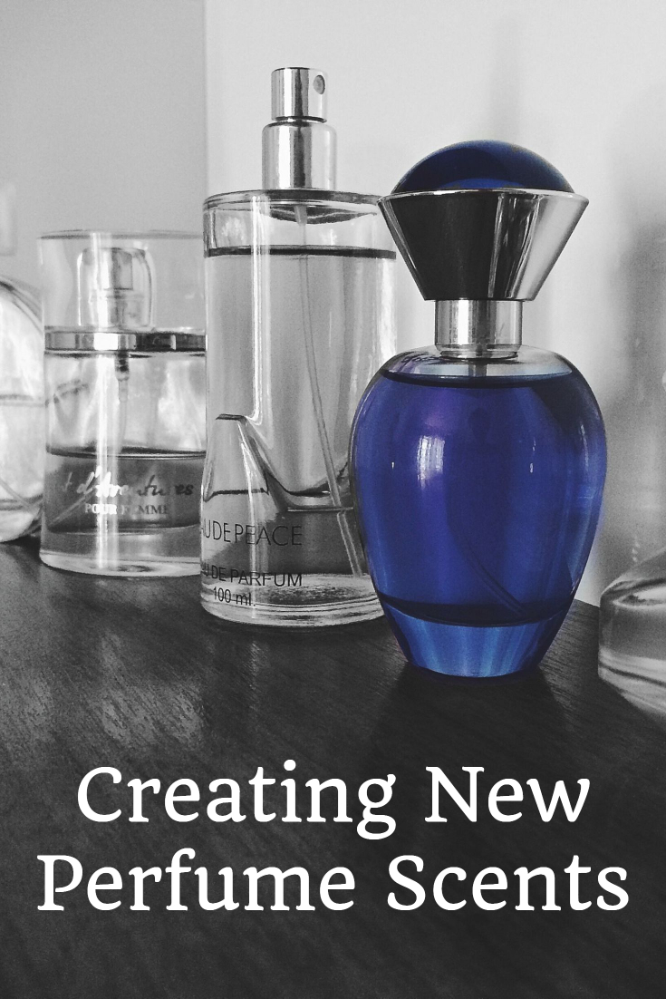 Creating New Perfume Scents