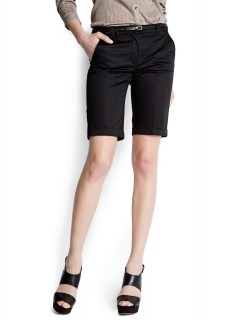 How to Rock the Spring 2013 Knee-Length Bermuda Shorts Trend ...
