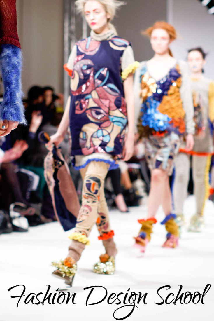 Top 5 Benefits Of Attending Fashion Design School Steal The Style