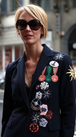 Badges are not Just for Boy Scouts