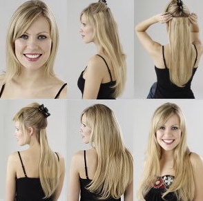A guide to hair extensions you can do yourself steal the style a guide to hair extensions you can do yourself solutioingenieria Images