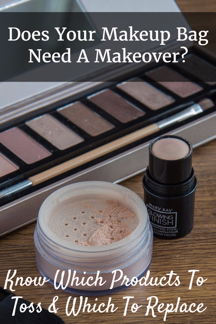 Does Your Makeup Bag Need a Makeover?
