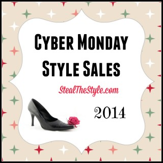 25 Cyber Monday Style Sales