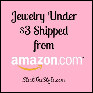 Necklaces & Earrings Under $3 With Free Shipping
