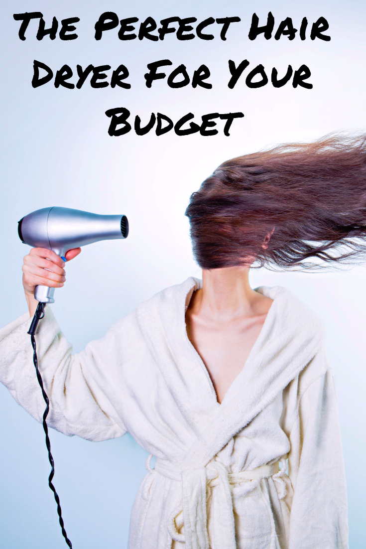 The Perfect Hair Dryer For Your Budget