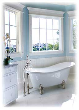 Ideas To Help You Create Your Own Vintage-Style Bathroom - Steal The ...
