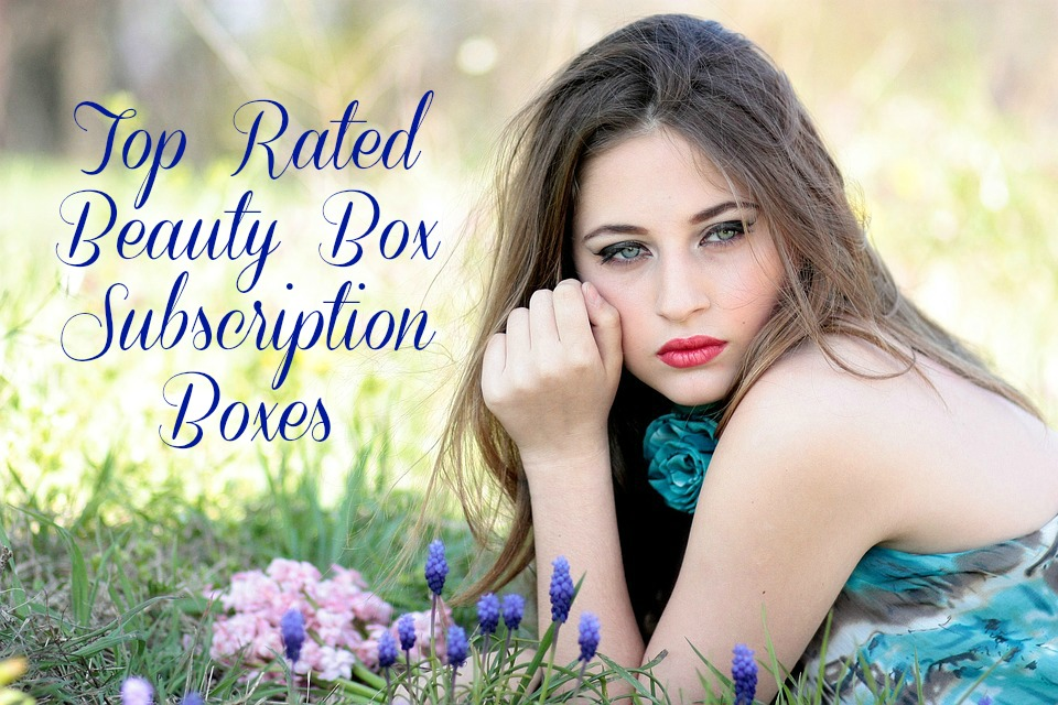 Top Rated Beauty Box Subscription Boxes