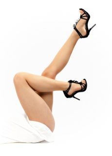 Short Skirt Collocation Method for Beautiful Legs