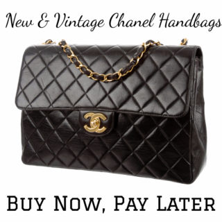 Buy New & Vintage Chanel Handbags Now, Pay Later: Stores That Offer Payment Plans