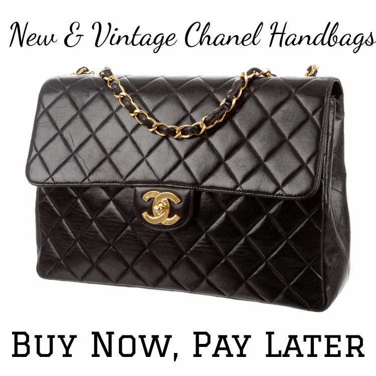 Buy New & Used Chanel Handbags Now and Pay Later. Click for list of stores that offer payment plans on Chanel handbags.