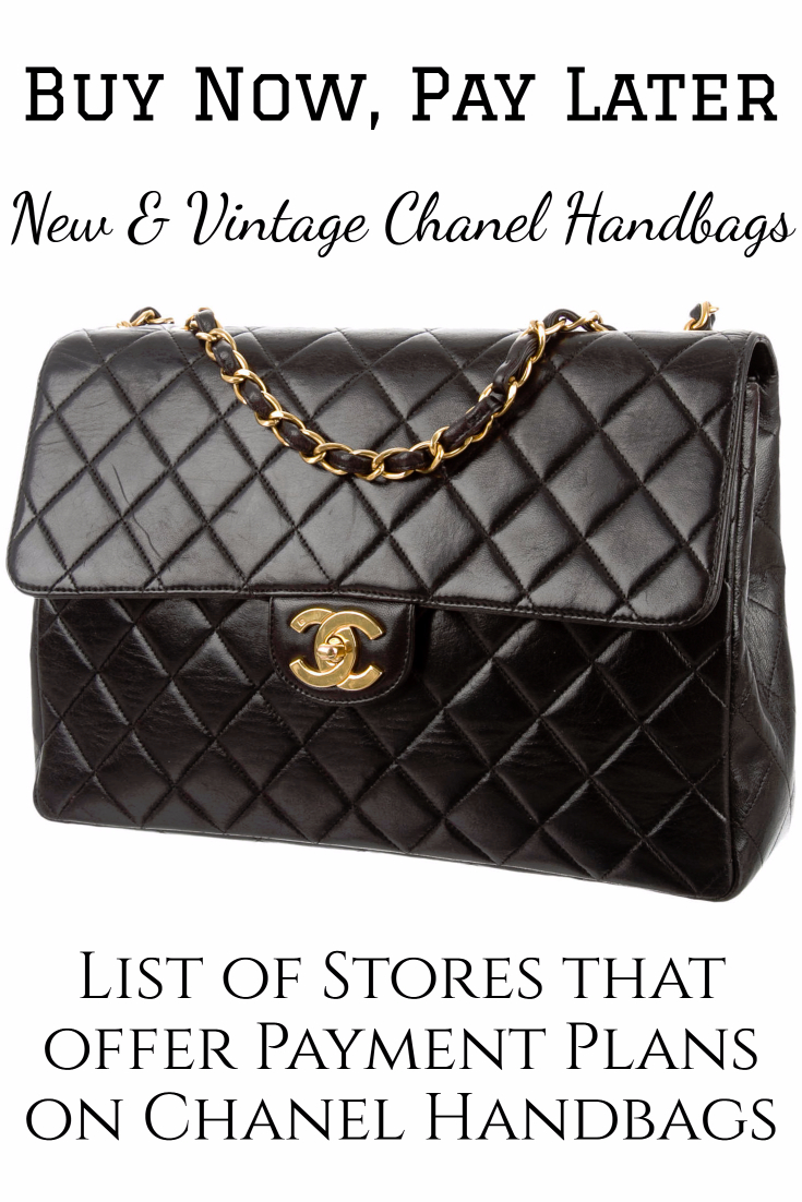 85f10800e8665b Chanel Bag Payment Plan Monthly | Stanford Center for Opportunity ...