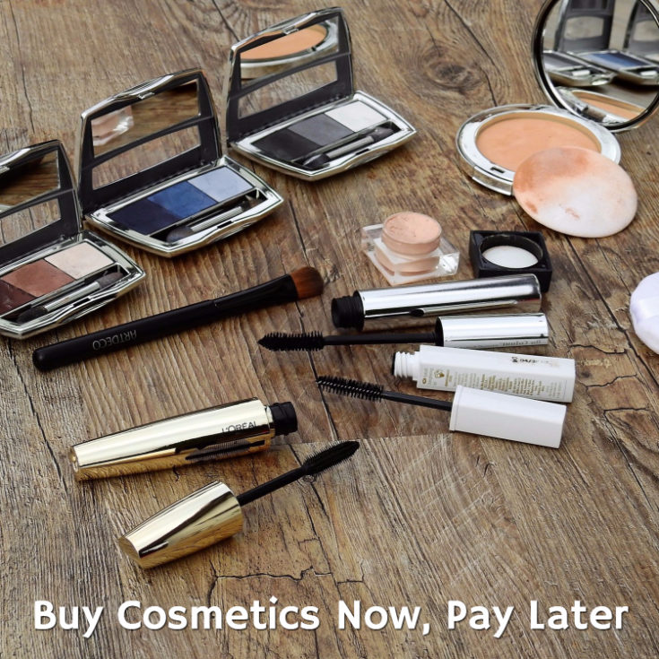 Buy Cosmetics Now, Pay Later with Stores that offer ...