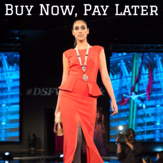 Buy Designer Clothes Now, Pay Later
