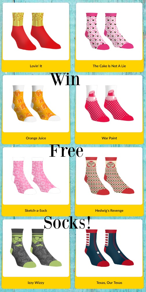 Click to enter to FREE Epic Socks!