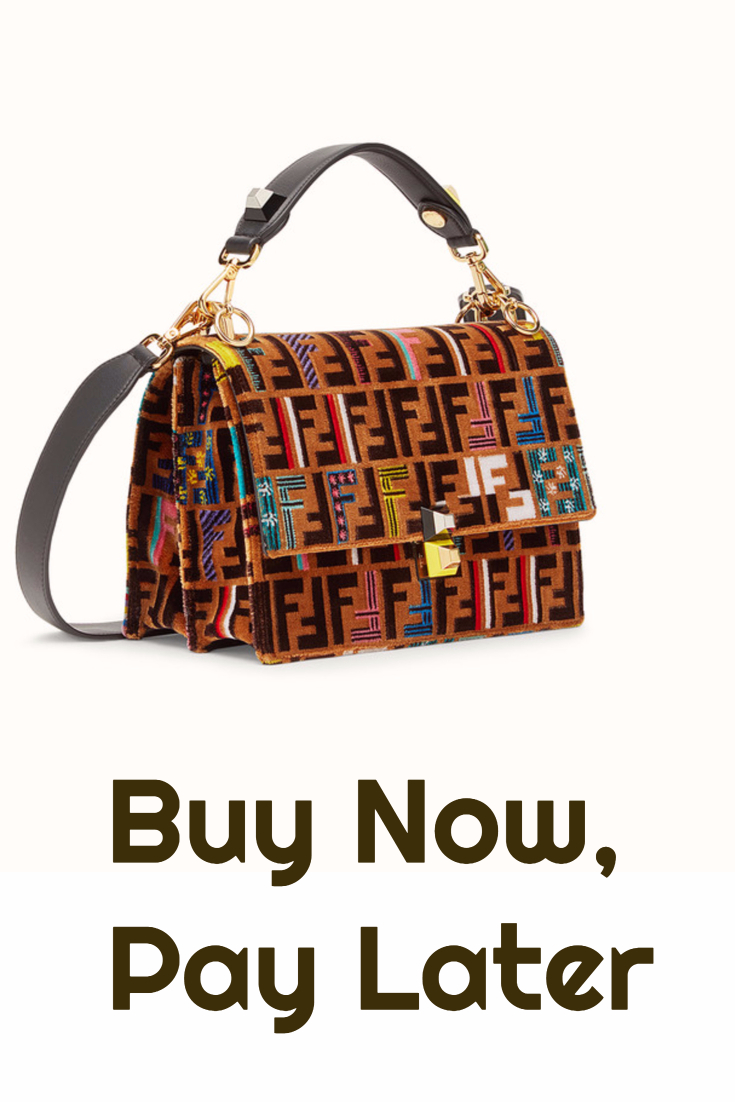 Buy Fendi Handbags Now, Pay Later. Click for list of stores that offer payment plans on Fendi handbags.