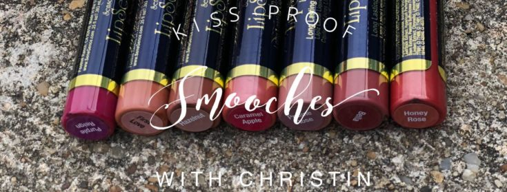 Kiss-Proof Smooches with Christin‎Kiss-Proof Smooches