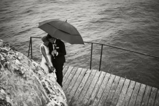Rain, Rain Go Away – The Importance of a Wedding Day Inclement Weather Plan