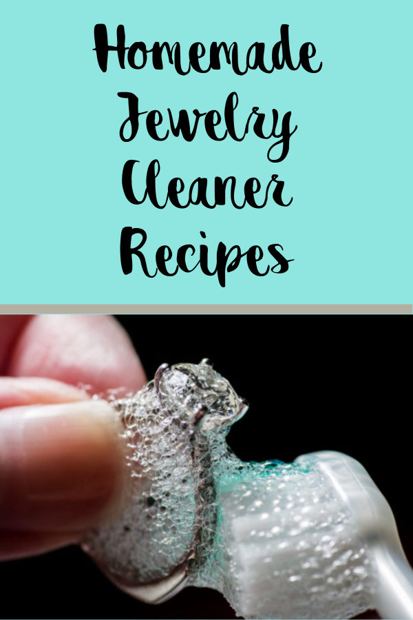 Homemade Jewelry Cleaner Recipes