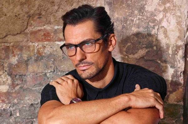 DAVID GANDY ADDS A LITTLE MORE CHARISMA TO DOLCE & GABBANA EYEWEAR SPRING 2020