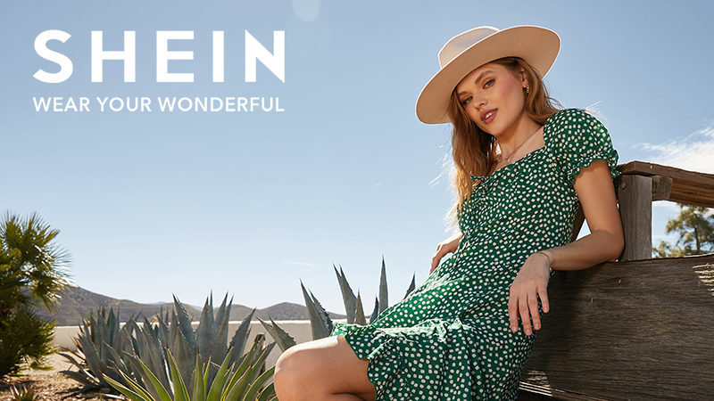 Stock Up on All Latest Trends With Shein